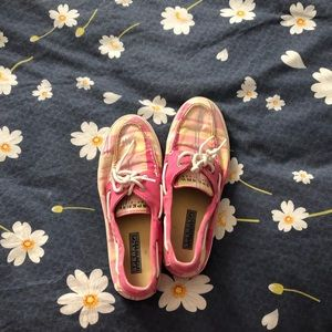 Sorry Topsider Canvas Sneakers